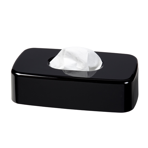 Plastic Flat Tissue Box Cover 034 913