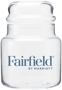 Fairfield Inn by Marriott 16-ounce candy jar, No. 1223720