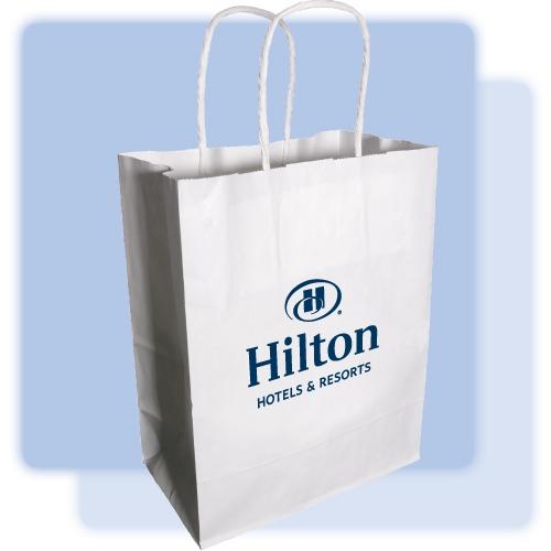 Hilton Medium Paper Gift Bag 1229330