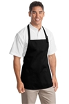 Port Authority<sup>®</sup> Medium Length Apron with Pouch Pockets