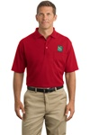 Quality Inn embroidered CornerStone™ industrial pique polos