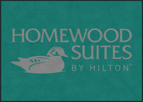 Logo mats digital print mats mats entrance mats door for Homewood flooring