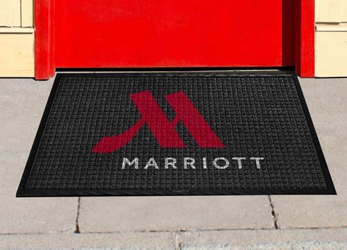 Marriott Hotel And Resorts 4 X 6 Waterhog Outdoor