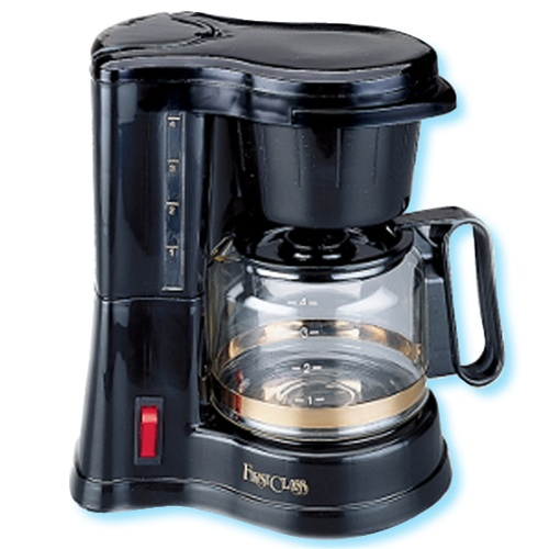 One Cup Coffee Maker For Hotels : Jerdon CM430WD 4-cup coffeemaker