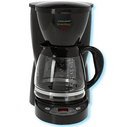 How To Use Jerdon Coffee Maker : Jerdon DCM2500B SmartBrew Coffeemaker