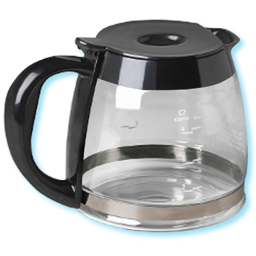 How To Use Jerdon Coffee Maker : Jerdon JCM400B 4-Cup replacement carafe