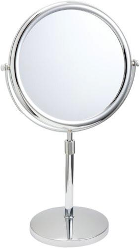 Jerdon First Class 3x Table Top Mirror Chrome No 780