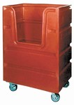 36 cubic foot capacity bulk delivery laundry/utility cart by Chemtainer®, #015-M7045