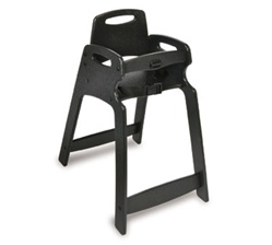 ECO Chair, Recycled Plastic High Chair , No. 022-333