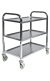 Stainless steel multi-function cart, #022-6300
