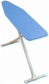 House brand ironing board, No. 029-EB5313- case of 4 pcs.