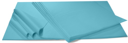 Light Blue Tissue Paper For Wrapping No 122101lb
