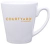 Courtyard latte mug, #1223005