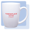 TownePlace Suites 12-ounce Latte mug, #1223025