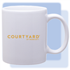 Courtyard coffee mug, #1223105