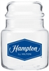 Hampton by HILTON 16-ounce candy jar, No. 1223732