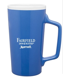 Fairfield Inn & Suites 18 oz. Mug, # 1223TSB-20S
