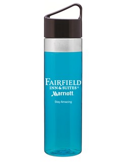 Fairfield Inn  Soho h2go® water bottle (BPA-free), #1224220