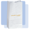 Courtyard popcorn bag, No. 1229005