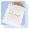 Courtyard cookie/bagel bag, No. 1229105