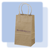 Residence Inn BROWN Kraft Platinum Guest bag, #1229219KFT