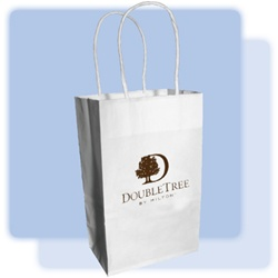 Doubletree paper gift bag, #1229234
