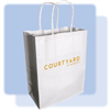 Courtyard medium paper gift bag, #1229305