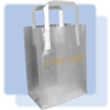 Courtyard frosted shopping bag, #1229405