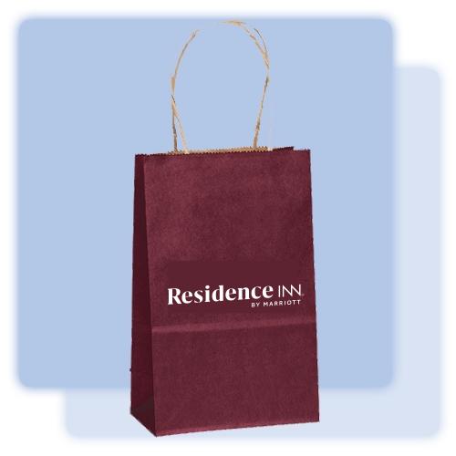Burgundy Small Gift Bag 1229519burgundy