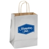 Silver small gift bag, No. 1229532