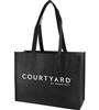 Courtyard Fabric-Soft Uni Tote, No. 1239005