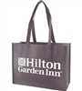 Hilton Garden Inn Fabric-Soft Uni Tote bag for work, gym, pool, beach, travel and shopping.