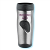 16-ounce stainless thumbprint tumbler, #144-TM001/19