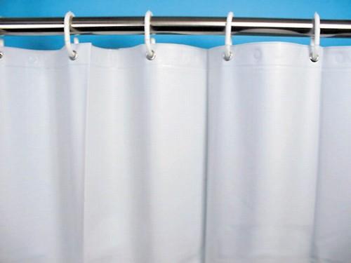 Forester 8 Gauge Vinyl Shower Curtain 494 FT8700