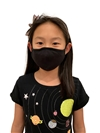 4-ply Cotton Face Mask for KIDS' w/ Nose Bridge Wire, #611-FSAMask