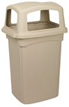 45 gallon Colossus® Receptacles, No. 647-6452