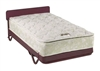 SICO® Mobile Sleeper upright roll-away bed with Pillow Top, #715-BMS1211PP