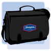 Port & Company® - expandable briefcase with logo