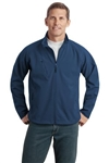 Port Authority® Textured Soft Shell Jacket, 751-J705
