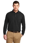 Port Authority™ Silk Touch™ polo shirt, No. 751-K500LS