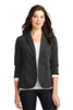 Port Authority® Ladies Fleece Blazer.