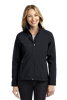 Ladies Port Authority® Welded Soft Shell Jacket, 751-L324