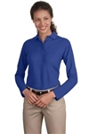 Port Authority™ Ladies Silk Touch™ polo shirt, No. 751-L500LS