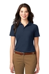Custom Port Authority Ladies Stain Resistant Polo, No. 751-L510