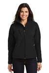 Port Authority® Textured Soft Shell Jacket, 751-L705
