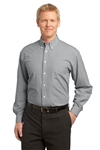 Custom Port Authority® - Plaid Pattern Easy Care Shirt, No. 751-S639