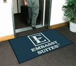 Custom floor mat 2' x 3', No. 778-01/23
