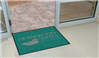 Custom floor mat 3' x 4', No. 778-01/34