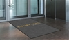 Courtyard double door entry floor mat 6' x 4', nylon. No. 778-01/46/05P