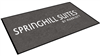 SpringHill Suites double door entry floor mat 4' x 6', No. 778-01/46/26